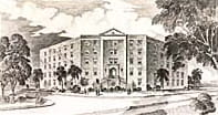 College of Nursing Building historical